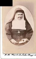 Image Pieuse Ou Religieuse -Sur Carton Troyes - Andachtsbilder