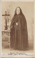 Image Pieuse Ou Religieuse -Sur Carton Avallon - Andachtsbilder