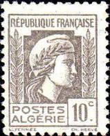 Algérie Poste N** Yv:209 Mi:207 Marianne D'Alger - Ungebraucht