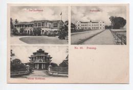 PENANG (MALAYSIA / MALAISIE) - N° 60 CHINESE RESIDENCY (CHINA / CHINE) / ESPLANADE / THE RESIDENCY - Malaysia