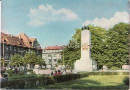 Klaipeda - Glory To The Heroes Monument - Postal Stationery - 1972 - Lithuania USSR - Unused - Lithuania