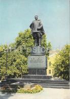Vilnius - Monument To Chernyakhovsky - Postal Stationery - 1972 - Lithuania USSR - Unused - Lithuania