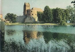 Trakai Castle - Postal Stationery - 1972 - Lithuania USSR - Unused - Lithuania