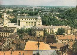 Vilnius - City Panorama - Postal Stationery - 1972 - Lithuania USSR - Unused - Lithuania
