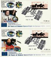 LETTRE - ESPACE - 07/02/2008 - Human Spaceflight - Stati Uniti