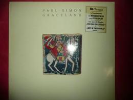 LP33 N°6631 - PAUL SIMON - 925 447-1 - ANNEE 1986 - Rock