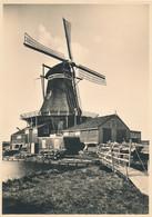 Nederland - 1946 - 5 Op 7,5 Cent Veth, Fotokaart Leiden - Houtzaagmolen, Bovenkruier, Briefkaart G285g - Ongebruikt - Ganzsachen
