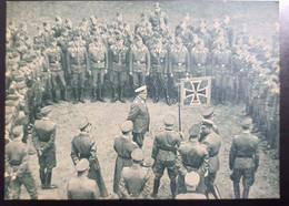 GOERING AND PILOTS - Guerra 1939-45