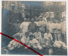 Original Foto - Darmstadt - Sept. 1917 - Lazarett - Darmstadt