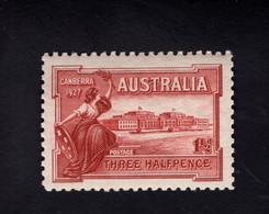 1118365121 SCOTT 94 (XX)  POSTFRIS MINT NEVER HINGED POSTFRISCH EINWANDFREI - PARLIAMENT HOUSE CANBERRA - Mint Stamps
