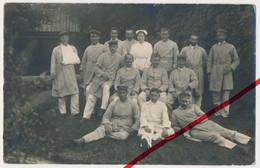 Original Foto - Lockstedter Lager - Ca. 1915 - Lazarett - Sonstige