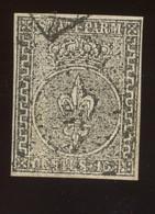 Parme 1852, Armoirie  2 Ob, Cote 80 €, - Parma