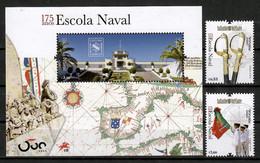 Portugal 2020 , 175 Anos Escola Naval - Postfrisch / MNH / (**) - Unused Stamps
