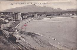 SAINT-JEAN-de-LUZ - Vue Générale De La Rhune - Tram - Saint Jean De Luz