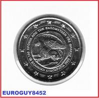 GRIEKENLAND - 2 € COM. 2020 UNC - VERENIGING THRACE MET GRIEKENLAND - Greece