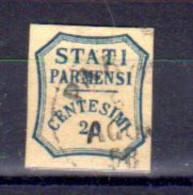 Parme 1859, Gouvernement Provisoire, 14 Ø,   Yvert Cote 150 € - Parma