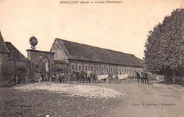 S44-013 Amécourt - Ferme D'Amécourt - Other Municipalities