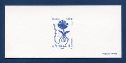 ⭐ France - Epreuve De Luxe - YT N° 4907 - Bleuet De France - 2014 ⭐ - Luxeproeven
