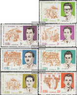 Cuba 1236-1242 (complete Issue) Unmounted Mint / Never Hinged 1966 Successes The Revolution - Nuevos