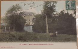 Carte Postale Couleur Le Catelet Moulin De Quincampoix Sur L'escaut - Andere Gemeenten