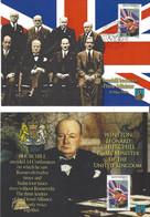 2 Maxi Kaart Winston Leonard Churchill - WO2