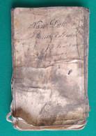 Livret Militaire Belge Des Années 1900 Et Suivantes - Protagoniste Dénommé Claude Édouard Van Dale - Dokumente