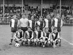 PHOTO De L'équipe De Football Du HAVRE En 1970. - Fussball