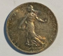 """IIIe République - """"Semeuse""""- 2F 1918 - PATINE De """"MEDAILLIER - SUP à FDC - I. 2 Francs"""