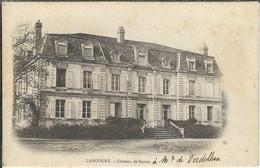 LOZERE : Langogne, Chateau De Barres - Langogne