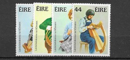 1983 MNH Ireland, Michel 522-25  Postfris** - Ongebruikt