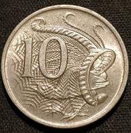 AUSTRALIE - AUSTRALIA - 10 CENTS 1980 - Elizabeth II - 2e Effigie - KM 65 - 10 Cents
