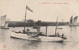 """GRANVILLE : Le Yacht à Vapeur """"ONDINE"""". - Granville"""