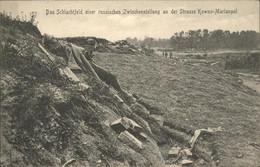 11030281 Kaunas_Kowno Schlachtfeld Marianpol Kaunas Kowno - Lithuania