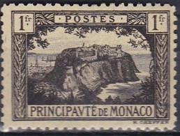 Monaco TUC 1922-23 YT 60-61 - Nuevos