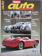 Revue Auto Passion N°46 (avril 1991) Simca Vedette - Jaguar XK 150 - Musée Mougins - Maserati 200SI - Auto/Motor