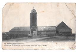 Cambron Saint St Vincent Lens La Ferme Du Parc Degauquier Ed Hoffmann Deweweire 1906 - Lens