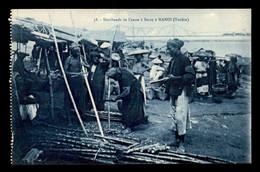 VIET-NAM - HANOI - MARCHANDS DE CANNE A SUCRE - Vietnam