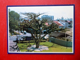 Old Kuching  Sarawak - Malaysia - Großformat - Gel. Mit Briefmarke - Malaysia