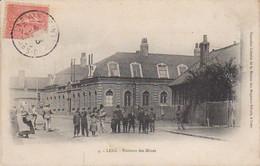"""1906  Lens  """" Bureaux Des Mines  """" - Lens"""