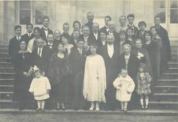 CPA 52 ARC EN BARROIS PHOTO GROUPE FORMAT:13X9cm 1924 VOIR IMAGES - Arc En Barrois