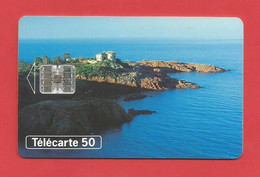 TELECARTE 50  U TIRAGE 1500 000 EX.Au Fil Des Saisons Joli Paysage  ---- X 2 Scan - Seasons