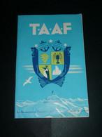 Ancienne Revue TAAF T.A.A.F. Terres Australes Et Antarctiques Françaises 1959 - Geography