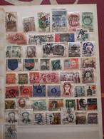 Kleines Lot Tschechoslowakei CSSR Alt Und Neu Gebraucht - Collections, Lots & Series