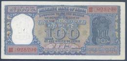 Ref. 4118-4621 - BIN INDIA . 1967. INDIA 100 RUPEES 1962-67 INDIA SIGNATURE 76 - India