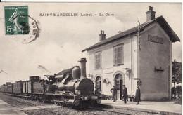 42 SAINT-MARCELLIN La Gare - Otros Municipios