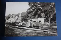 Bernburg - Saale - Pionier-Eisenbahn  TRAIN. Railway - Non Classificati