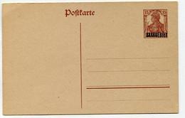 (C2) Entier Postal Postkarte Mi K3 I - Lettres & Documents