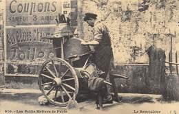 Les Petits Métiers De Paris - Le Remouleur - Cecodi N'1121 - Konvolute, Lots, Sammlungen