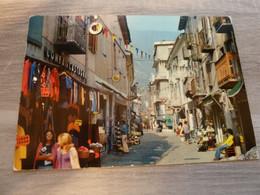 SUSA - RUE ROMA - LE CENTRE COMMERCIAL - EDITIONS SACAT - ANNEE 1977 - - Non Classificati