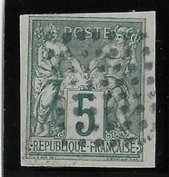 Colonies Générales N°31 - Oblitéré - TB - Sage
